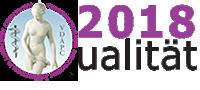 Dr. med. Fabian Wolfrum Qualitätslogo 2018
